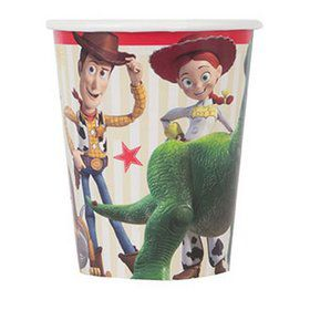 Disney's Toy Story 4 9oz Paper Cups (8)