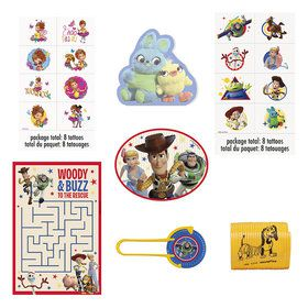 Disney's Toy Story 4 Mega Mix Favor Pack (48pcs)