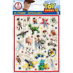 Disney's Toy Story 4 Sticker Sheets (4)