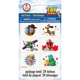 Disney's Toy Story 4 Tattoos (24)