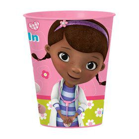 Doc McStuffins 16oz Favor Cup (Each)