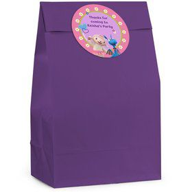 Doc McStuffins Personalized Favor Bags (12 Pack)