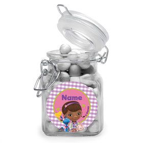 Doc Mcstuffins Personalized Glass Apothecary Jars (12 Count)