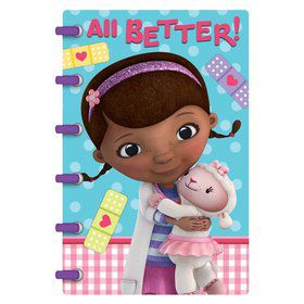 Doc McStuffins Postcard Thank You Card (8 Pack)