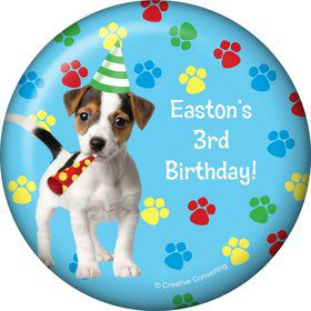 Dog Party Personalized Magnet (each)