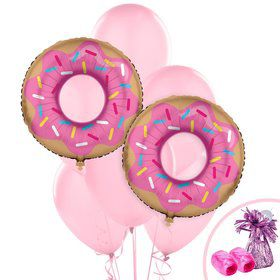 Donut Jumbo Balloon Bouquet Kit