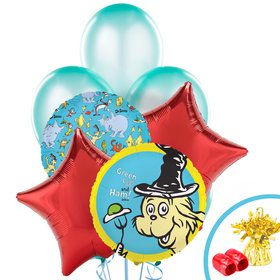 Dr. Seuss Balloon Bouquet