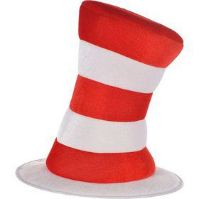 Dr. Seuss Cat in the Hat Deluxe Hat