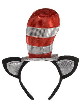 Dr. Seuss Cat in the HaT Ears Headband with Hat