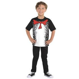 Dr. Seuss Child Cat in the Hat T-Shirt