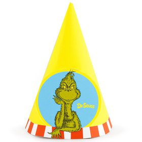 Dr. Seuss Cone Hats