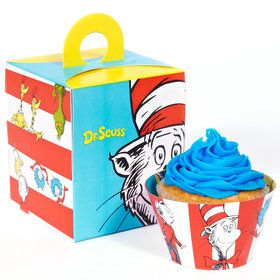 Cupcake Wrapper and Box Kits