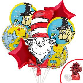Dr. Seuss Deluxe Balloon Bouquet Kit