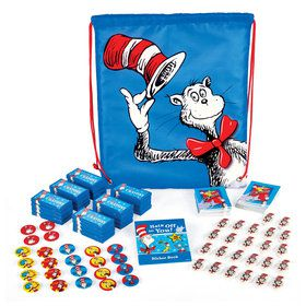 Dr. Seuss Favor Kit For 24