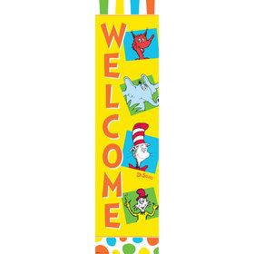 Dr. Seuss Favorites Vertical Banner