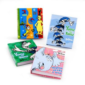 Dr. Seuss Little Notebooks (8 Count)