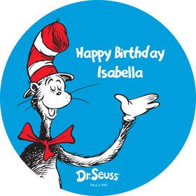 Dr. Seuss Personalized Stickers (Sheet of 12)