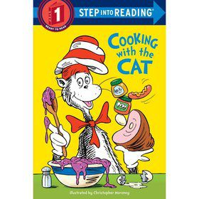 Dr. Seuss The Cat in the Hat: Cooking with the Cat