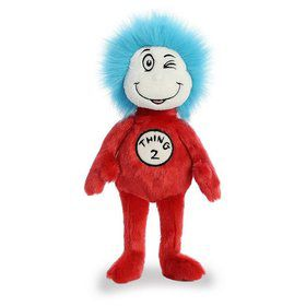 Dr. Seuss Thing 2 Plush