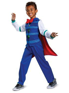 Drac Shadows Classic Toddler Costume
