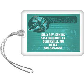 Duck Empire Personalized Luggage Tag (Each)