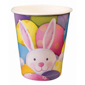 Easter 9oz Cups (8)