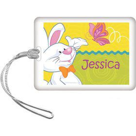 Easter Personalized Bag Tag (Each)