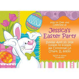 Easter Personalized Invitation (Each)