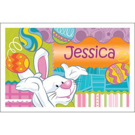 Easter Personalized Placemat (Each)