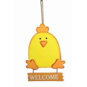 Easter Welcome Sign