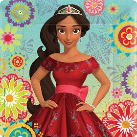 "Elena of Avalor 7"" Cake Plate (8 Count)"