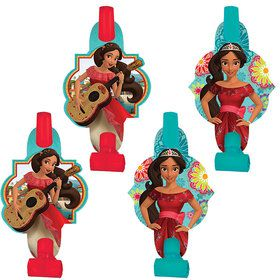 Elena of Avalor Blowouts (8 Count)