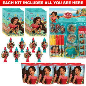 Elena of Avalor Favor Kit (For 8 Guests)
