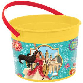 Elena of Avalor Plastic Favor Container (Each)