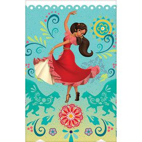 Elena of Avalor Plastic Table Cover (Each)