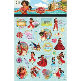 Elena of Avalor Stickers (2 Sheets)