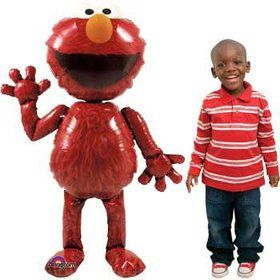 Elmo Airwalker Balloon (each)