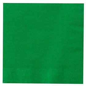 Emerald Green (Green) Lunch Napkins