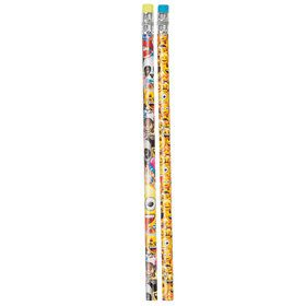 Emoji Pencils (8 Count)