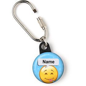 "Emoji Personalized 1"" Carabiner (Each)"