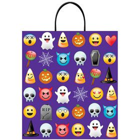 Emoji Halloween Treat Bag (1)