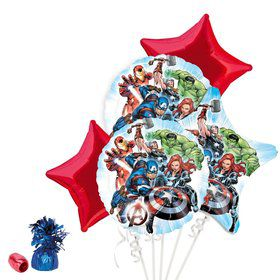 Epic Avengers Balloon Bouquet Kit