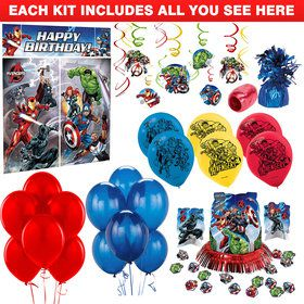 Epic Avengers Decoration Kit