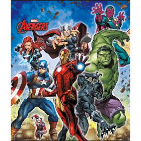 Epic Avengers Loot Treat Bags (8)