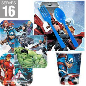 Epic Avengers Snack Pack (For 16 Guests)