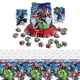 Epic Avengers Table Decoration Kit