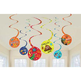 Epic Party Swirl decoration (8)