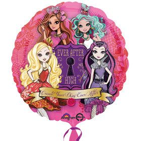 Ever After High Foil Balloon