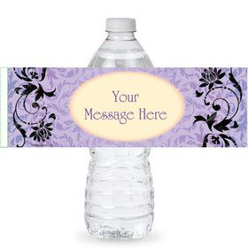 Evil Heirs Personalized Bottle Label (Sheet of 4)