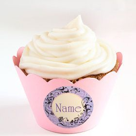 Evil Heirs Personalized Cupcake Wrappers (Set of 24)